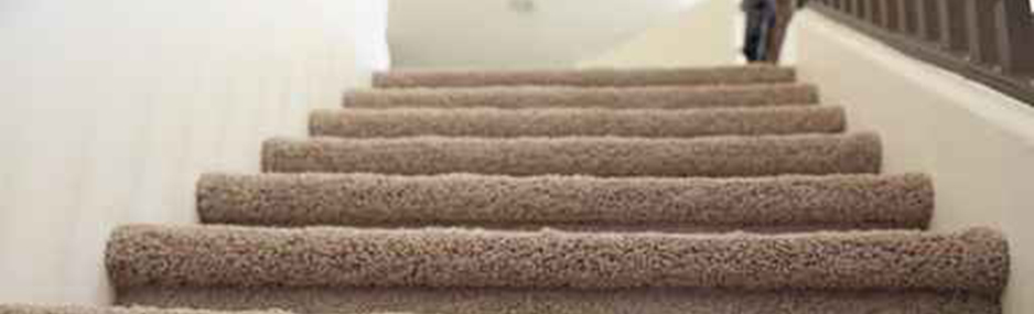 Carpetted Stairways