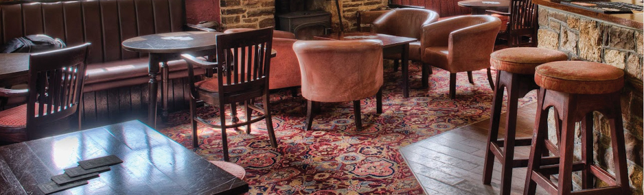Carpet Cleaning for Restaurants and Pubs