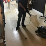 Shop Floor Cleaning Machine