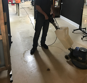 Commercial Hard Floor Cleaning And Restoration