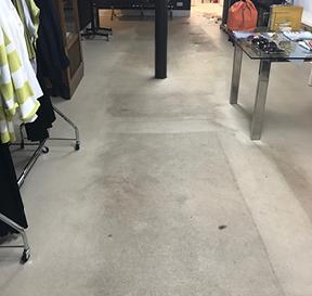 Shop Floor Cleaning